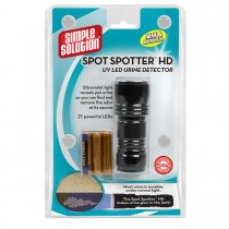 """Simple Solution Spot Spotter HD Urine Detector 2.75"""" x 5.88"""" x 8.25"""""""