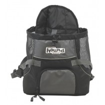 """Kyjen Outward Hound Front Carrier Small Grey 6.5"""" x 10"""" x 8"""" - OH21007"""