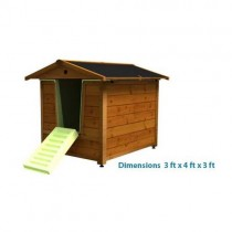 """DoggyShouse Grooming Kennel 45"""" x 38"""" x 35"""" - SHOUSE"""